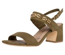 Sandale oliv