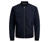 Klassische Jacke dunkelblau