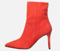 Stiefelette 'Beca' rot