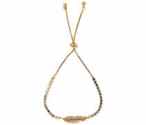 Armband »Tawia-Feder 6439« gold