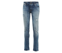 Jeans 'JJIGlenn' blue denim