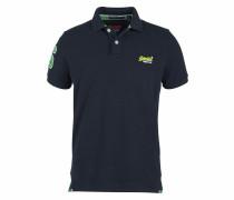 Poloshirt navy
