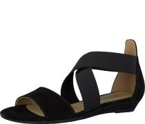 Sandale 'Cross Comfy' schwarz