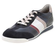 Sneaker 'aaron' blau / rot / weiß