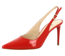 Sling Pumps 'jessica' rot