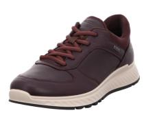 Sneakers bordeaux / naturweiß
