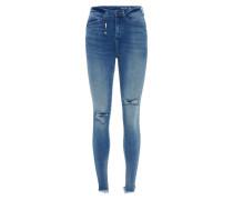Jeans 'Ankle' blue denim