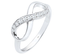 Ring 'Infinity' silber