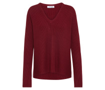 Pullover 'Amber' bordeaux