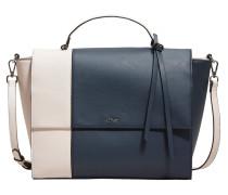 Shoulder Bag nachtblau / rosa