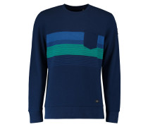 Yardage Sweatshirt dunkelblau