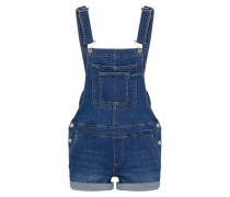 Latzhose 'kim Witty Dark Dnm' blue denim