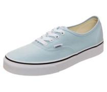 'Authentic' Sneaker blau