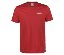 T-Shirt 'Chromia' rot