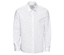 Hemd 'topper' schwarz / weiß