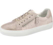 Sneakers Low taupe / altrosa