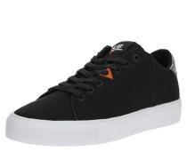 Sneaker 'Hook-M CS branded' schwarz / weiß