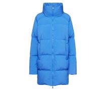 Mantel 'Barrow' blau
