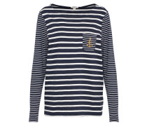 Pullover 'Anchor Pocket' navy
