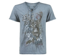 Shirt Edelbock blau