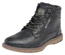 Schnür-Boots navy