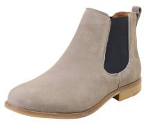 Chelsea-Boots 'Manon' hellgrau
