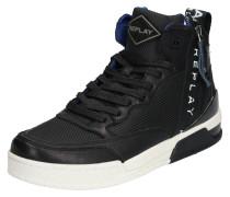 Sneaker 'mission' schwarz / weiß