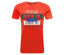 Shirt 'nos T-shirt with print T-Shirt 1/2'