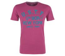 T-Shirt royalblau / eosin