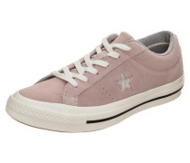 Sneaker 'Cons One Star Precious Metal Ox'