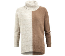 Pullover Amodia 2 beige / hellbraun
