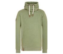 Sweatshirt 'Forced from Suffering' apfel