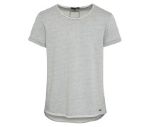 Sweatshirt 'Milo' graumeliert