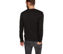 Sweatshirt mit Icon-Print 'Dicago' schwarz