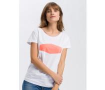 T-Shirt '55270' weiß