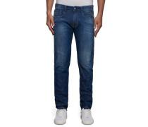 Jeans Anbass Comfort Denim blue denim