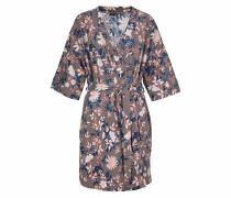 Bodywear Kimono mit Blumenprint