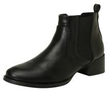 Ankle Boot 'jade' schwarz