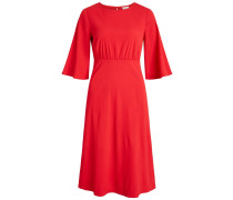 Kleid hellrot