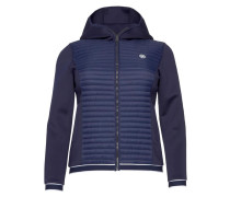 Polo Team Steppjacke navy