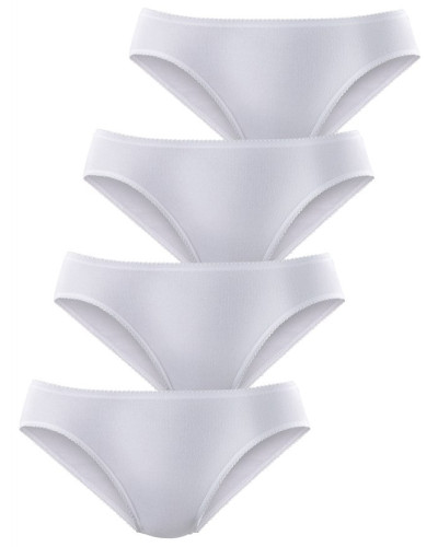 Jazzpants (4 Stck.) weiß