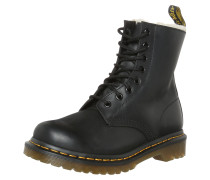 Boots 'DMSerena - 8 Eye Boot' schwarz