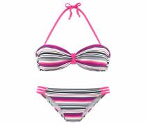 Bikini pink / weiß