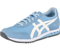 Sneakers rauchblau / weiß