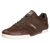Sneaker 'Turlock' braun