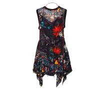 Kleid 'D-Lyan Dress' mischfarben / schwarz
