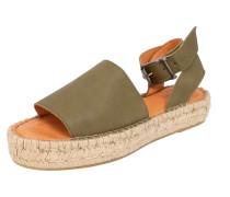 Sandale 'Jeena' khaki