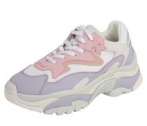 Sneaker 'addict Bis' lila / rosa / weiß
