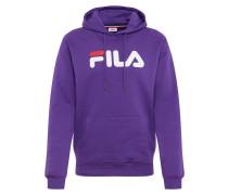 Sweatshirt 'pure' lila