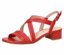 Sandale rot